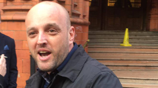 Michael Roby was fined after targeting the office of Jess Philips