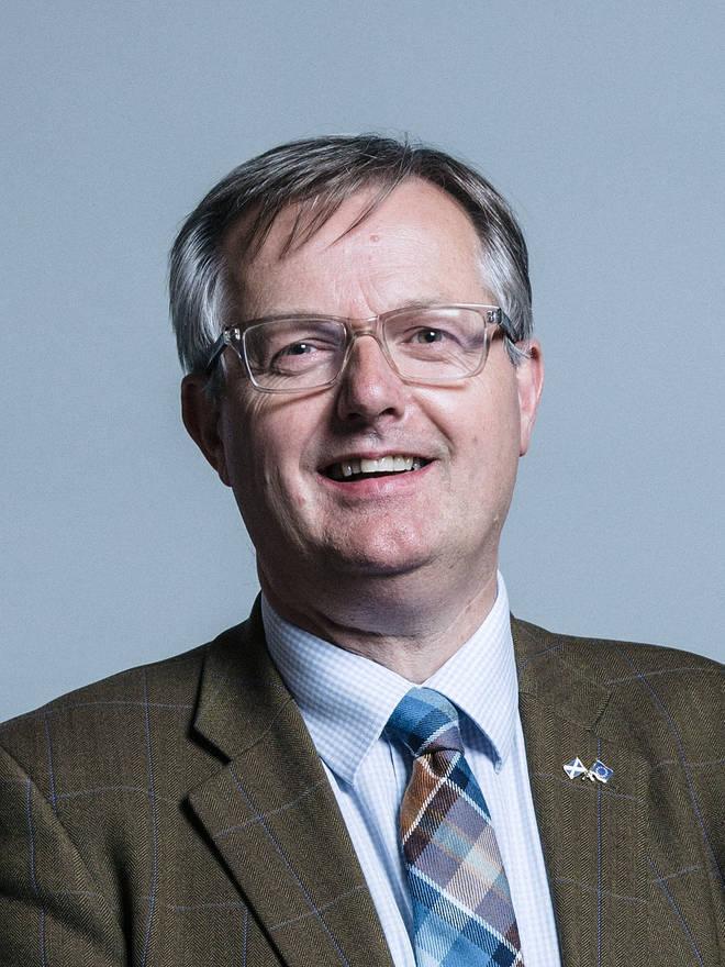 SNP MP Brendan O'Hara was critical of the Conservatives