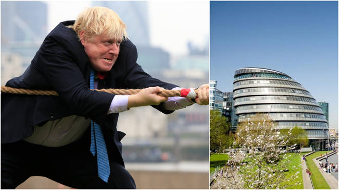 Boris Johnson has until Monday to provide the London Assembly with a response