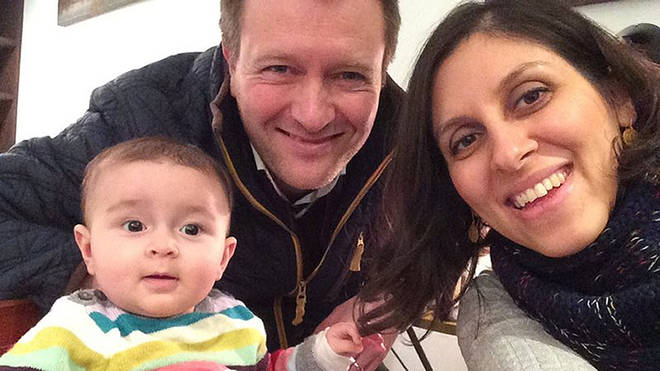 The family of Nazanin Zaghari-Ratcliffe insist she was in Iran in 2016 to introduce her daughter to relatives.