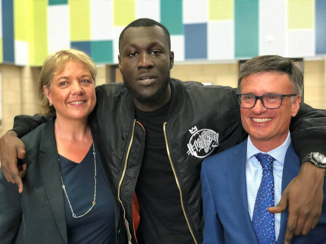 Stormzy launches the Cambridge scholarship for black students