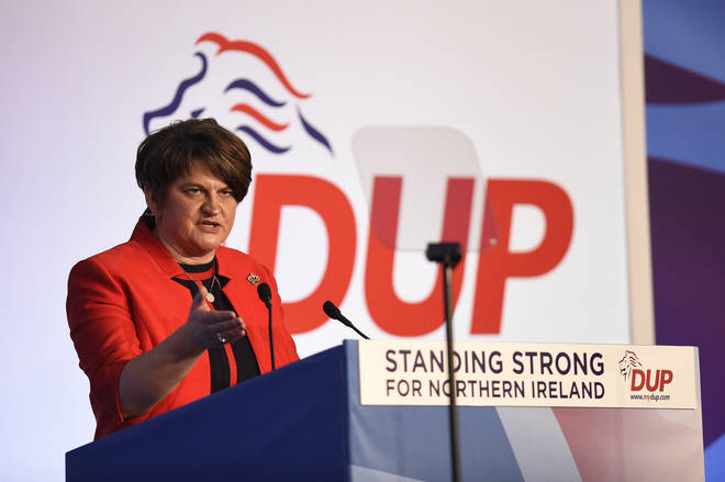 Boris Johnson will convince DUP and their leader, Arlene Foster, of his deal, predicts the caller.