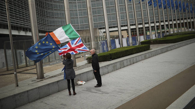 Several talks between the UK, Ireland and the EU have taken place this week