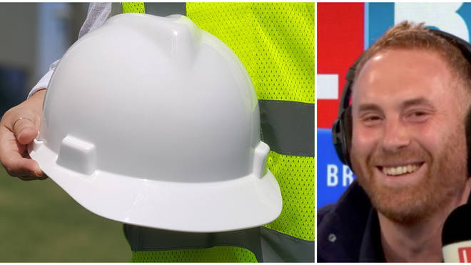 This Caller Voted Leave Because He Doesn't Like Wearing A Hard Hat On Building Sites