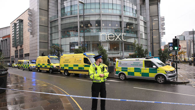 Andy Burnham: 'Manchester Arndale Stabbings Appear To Be Mental Health Related'