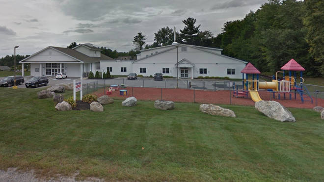 A shooter has reportedly opened fire at a church in New Hampshire