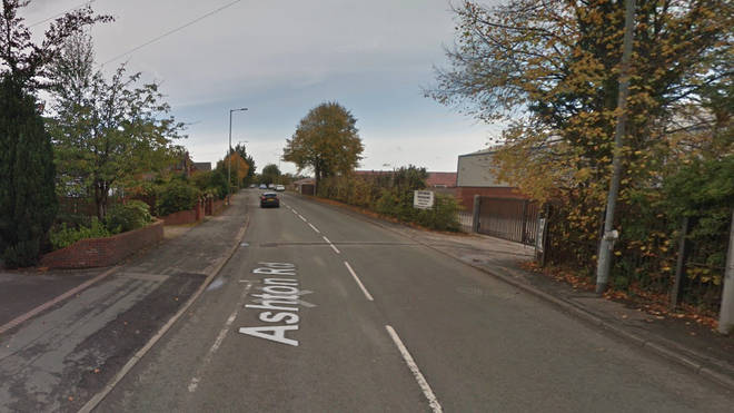 A 14-year-old has died following a police chase
