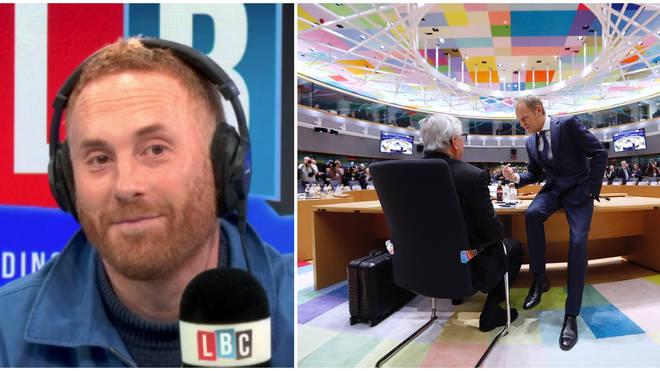 Caller Tries And Fails To Convince Matt Stadlen That The EU Is Fascist