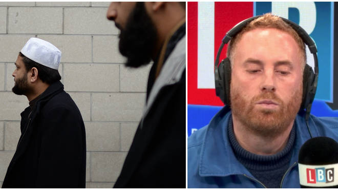 Muslim Caller Powerfully Calls Out 'Normalised Prejudice' About Islam