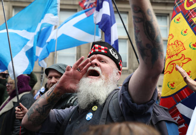 """SNP MP Tells LBC Scotland Is Getting """"Ready"""" To Hold Independence Referendum"""