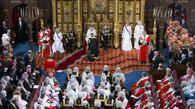 The Queen's Speech in 2017