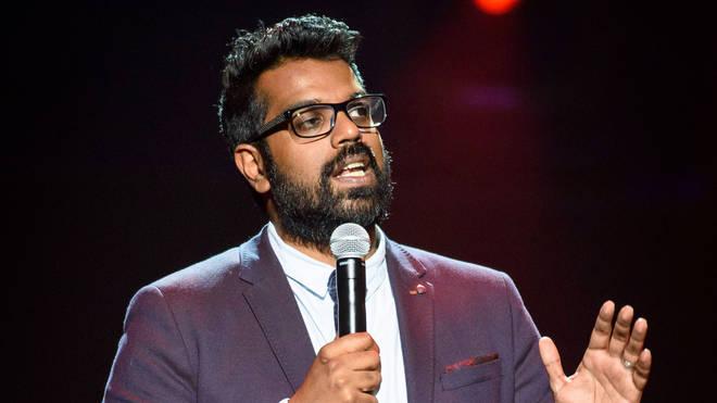 Romesh Ranganathan is this week's guest