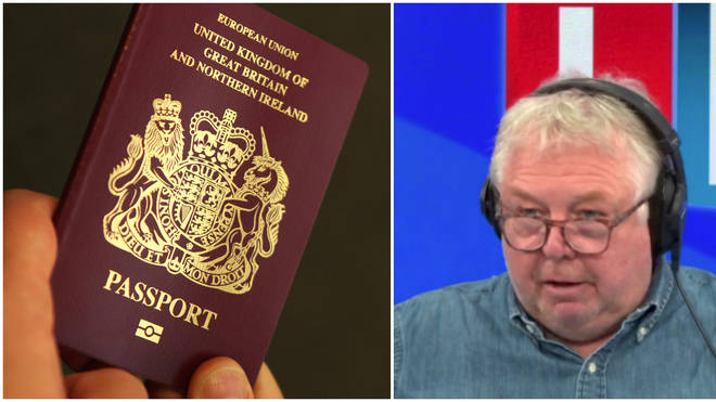 Nick Ferrari 'Solves' Problems With Voter ID Plans
