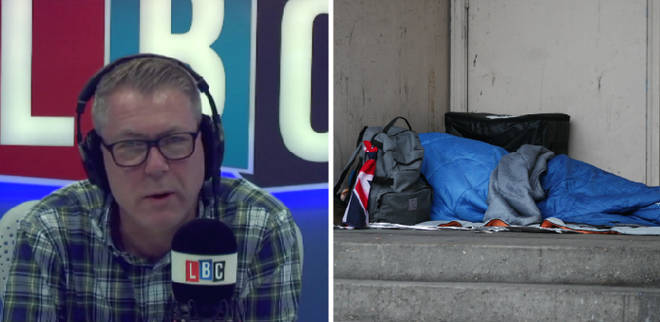 Ian Collins hears the most heartbreaking story from one homeless disabled woman.