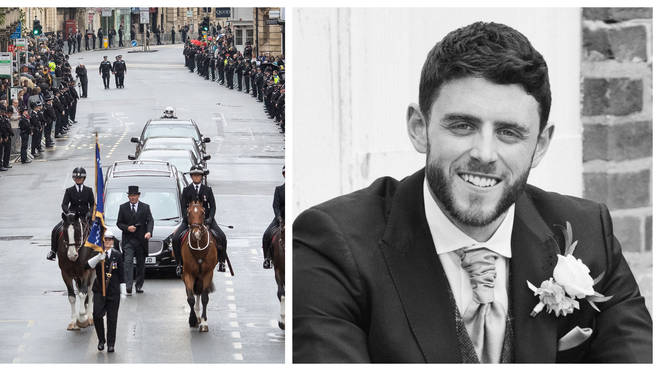 PC Andrew Harper has been laid to rest