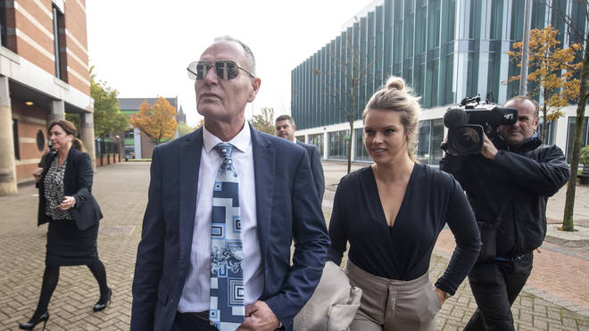 Gascoigne is on trial at Teesside Crown Court