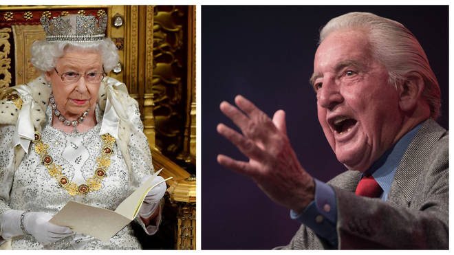 Dennis Skinner has made a number of entertaining quips over the years
