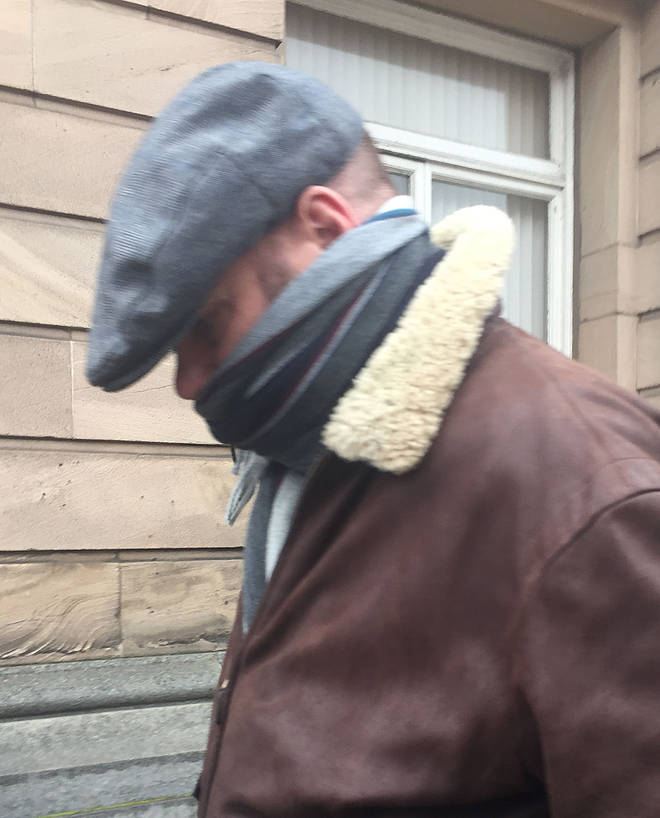 Pascal Blasio was found guilty at Liverpool Crown Court