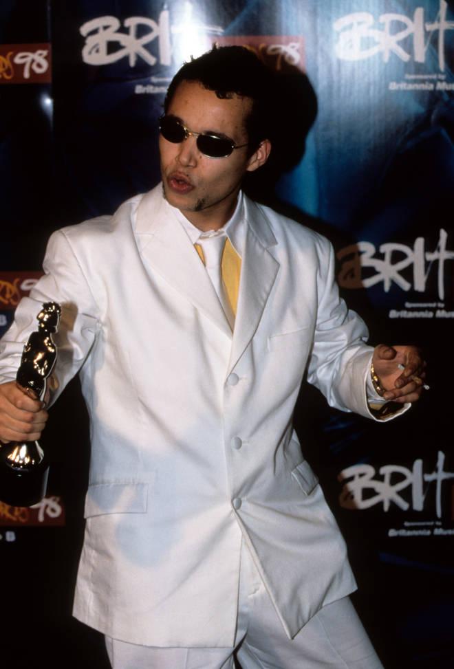 Finlay Quay won a Brit Award in 1997