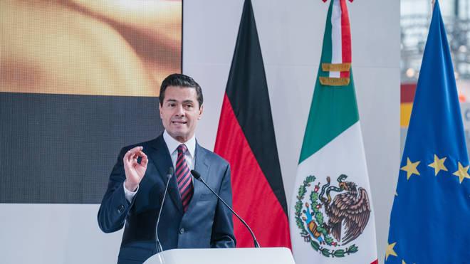 Former President Enrique Pena Nieto tried tackling Mexico's cartel problem