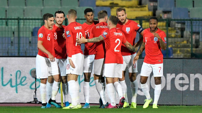 The England vs Bulgaria game was marred with racist abuse