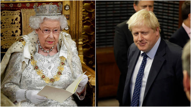 Boris Johnson will not step down as PM if Queen's Speech is defeated