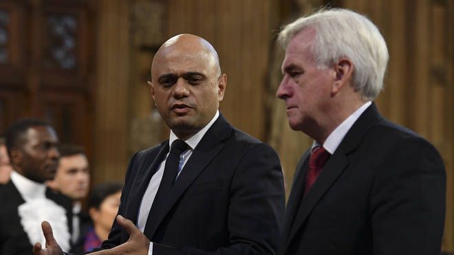 Chancellor Sajid Javid will announce the budget on 6 November