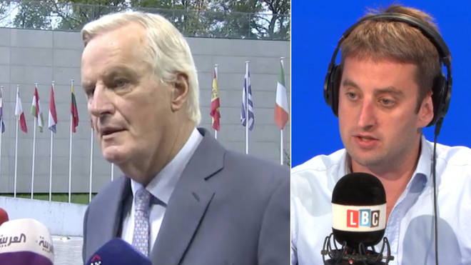 Theo Usherwood explained Michel Barnier's latest comments