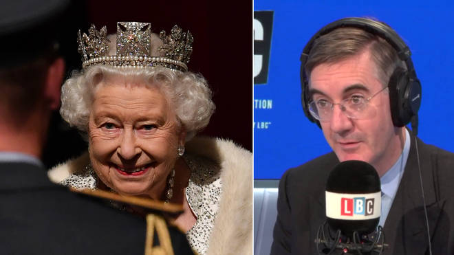 Jacob Rees-Mogg insists he didn't lie to the Queen