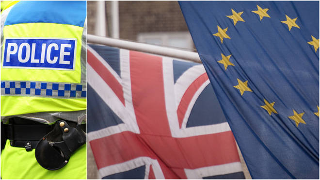 The Home Office said Brexit had an impact on the rise in hate crime