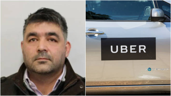 Uber driver convicted of sexual assault