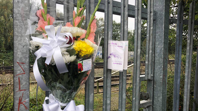A 12-year-old boy has died after getting electrocuted on a railway track