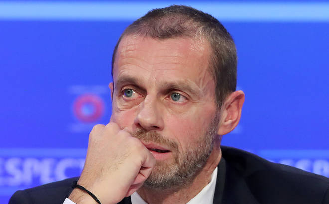 Aleksander Ceferin said the rise in nationalism fuelled racism in football