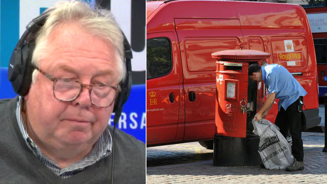 Nick Ferrari spoke to the union chief in charge of the postal strikes