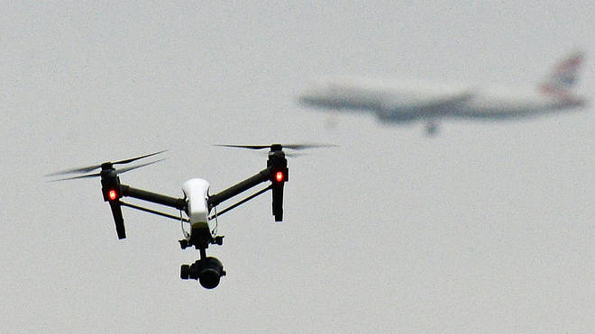 John Lewis has stopped selling drones because of the chaos they've caused at airports.