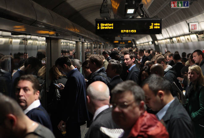 Jubilee Line queues