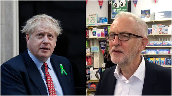 The Labour leader spoke to Global's Newsroom