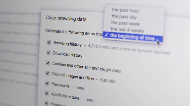 Campaigners worried people's browsing habits could be leaked