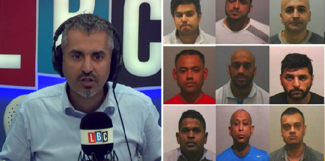 Maajid Nawaz lays down the uncomfortable truth about grooming gangs in the UK.