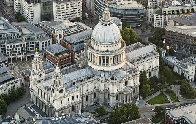 Shaikh was allegedly planning an attack on St Pauls Cathedral