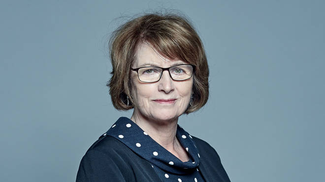 Dame Ellman quit the Labour Party on Wednesday