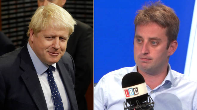 Theo Usherwood explained what Boris Johnson's options are now