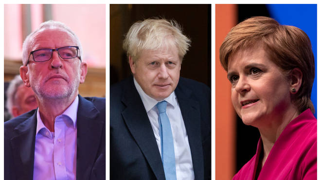 Party leaders have rounded on Boris Johnson against the deal