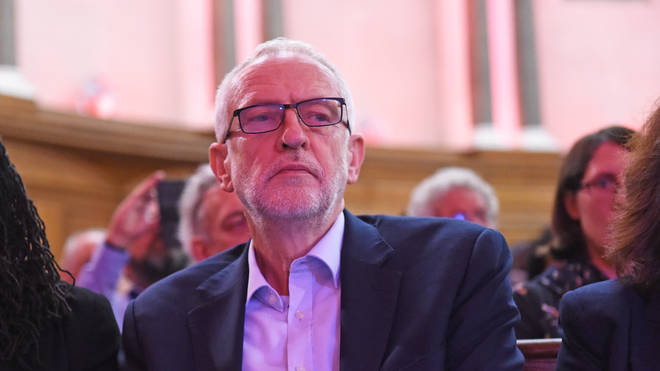 Jeremy Corbyn has said his MPs will not be voting for the deal