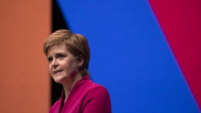 SNP leader Nicola Sturgeon has said the deal treats Scotland unfairly