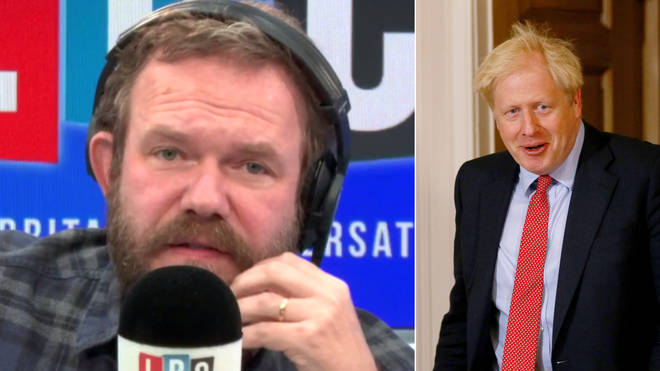 James O'Brien spoke to Fintan O'Toole about Boris Johnson's Brexit deal