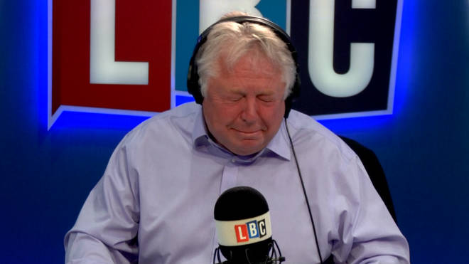 Nick Ferrari's hilarious reaction to caller Graham