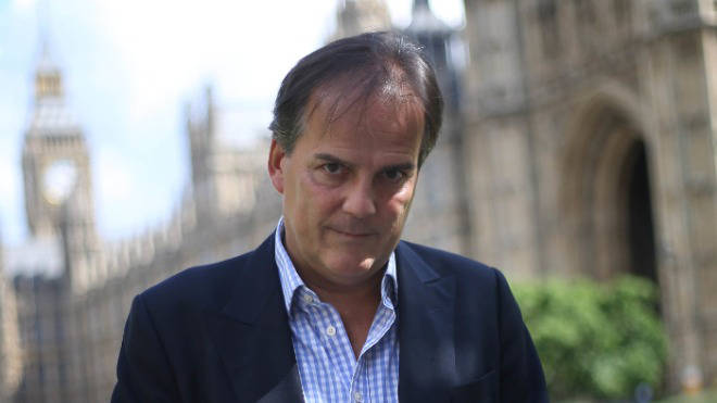 Mark Field has announced he won't be standing for MP again at the next general election