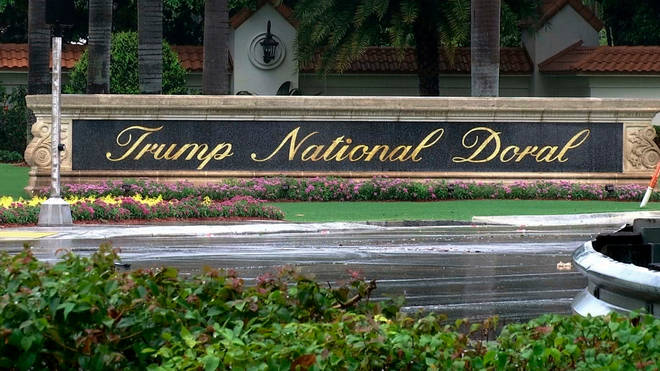 The G7 summit will be held at the Florida resort from June 10-12