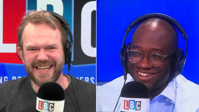 James O'Brien spoke to Sam Gyimah